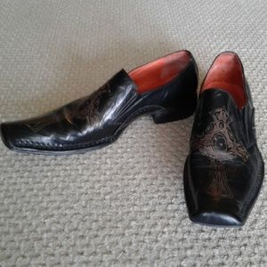 Robert Wayne Leather Dress Shoe